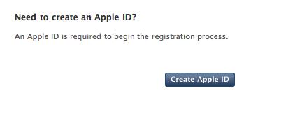 nach registration process